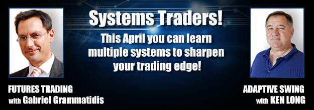 April is for Systems Traders