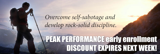 Peak Performance 101