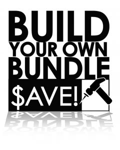 Build Your Own Bundle! Select two or more items for purchase and save 5% on your order!