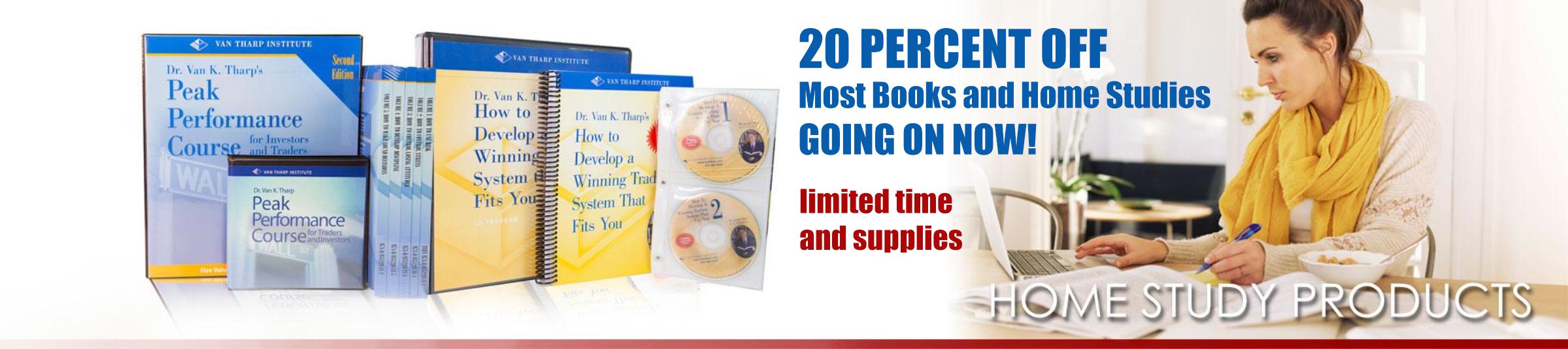 Books & Home Study