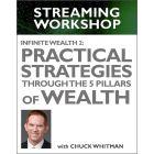 Infinite Wealth 2: Practical Strategies Through the Five Pillars of Wealth