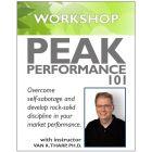 Peak Performance 101 Streaming Workshop