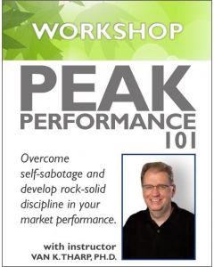 Peak Performance 101 Workshop